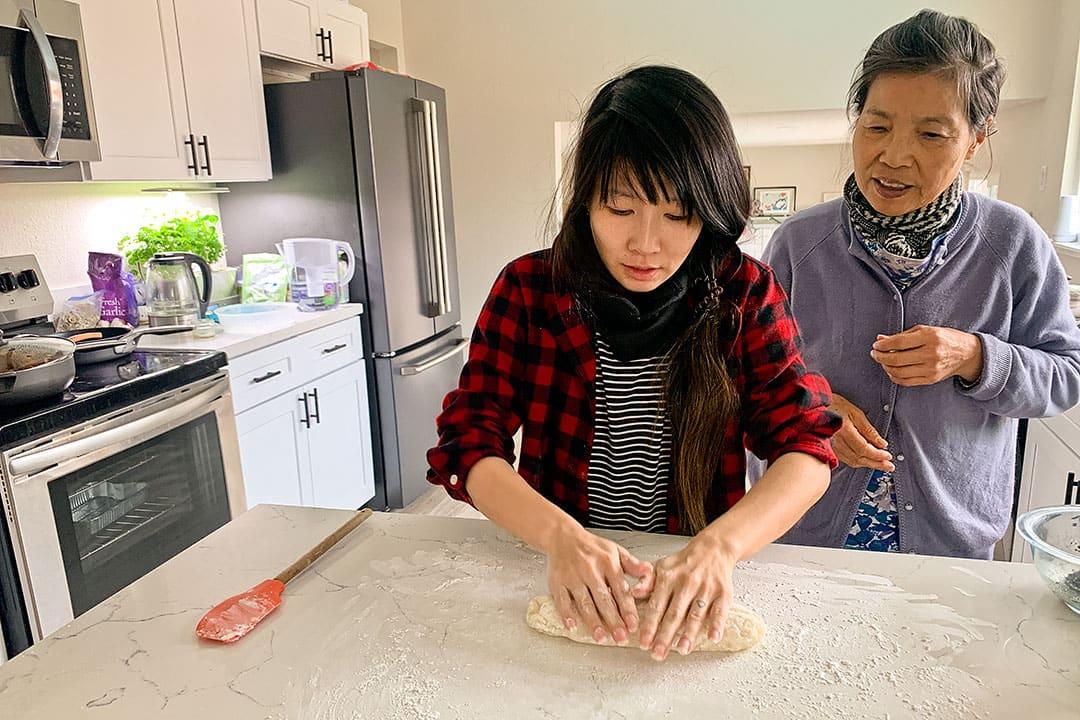 Korean Mochi Recipe