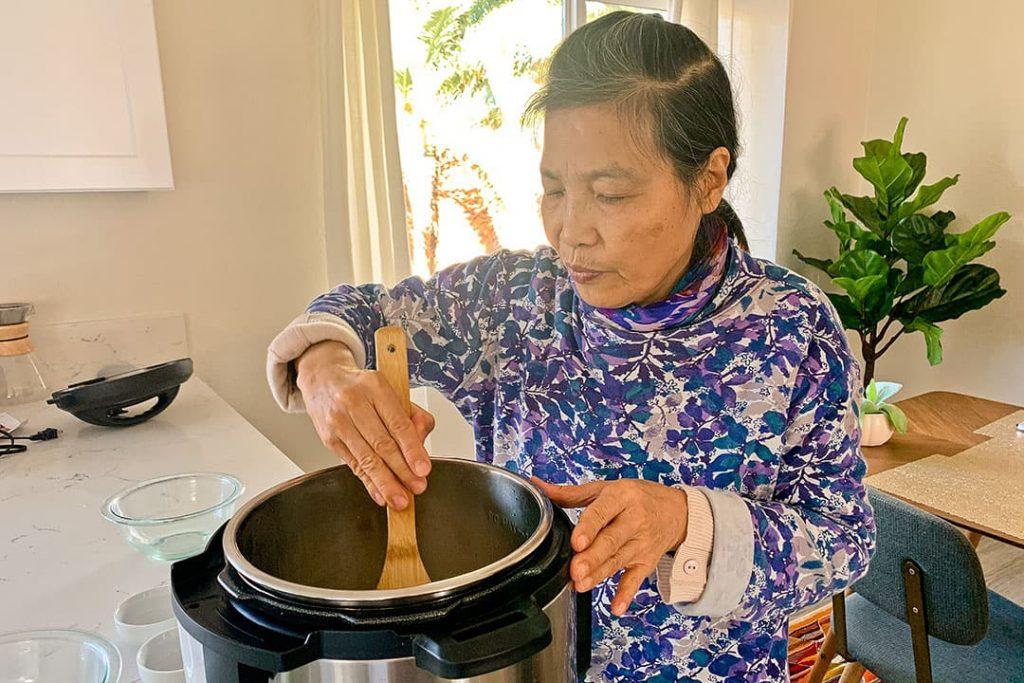 moms abalone porridge recipe